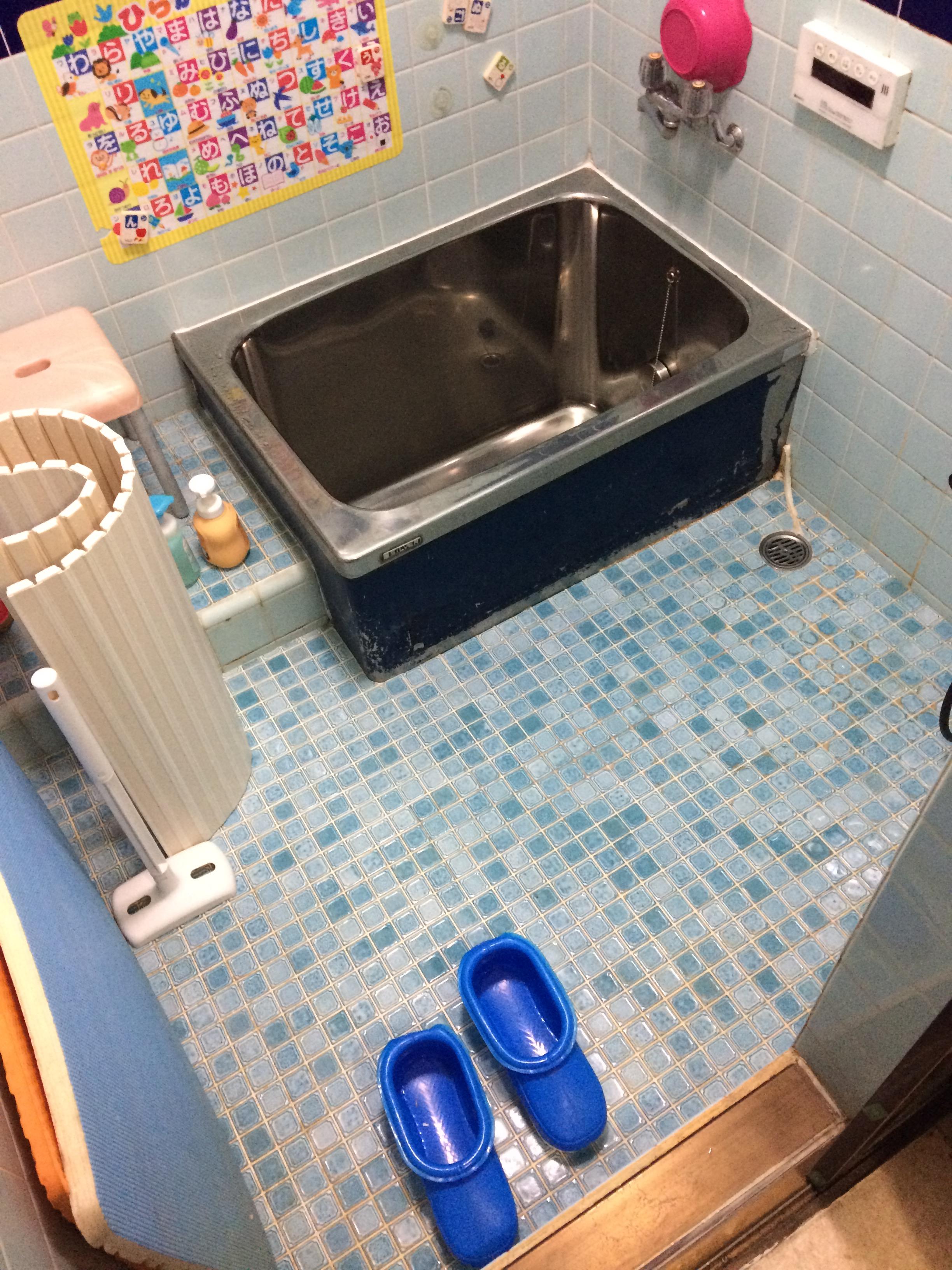 N様邸(浴室)